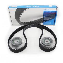 Комплект ГРМ+2 ролика ВАЗ 21100 (ВАЗ 2110, Калина с 16-ти клап. двигателем) 21100100604086