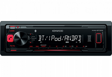 USB-ресивер Kenwood KMM-BT302