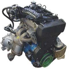 Двигатель ВАЗ 21126i в сборе