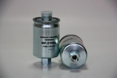 Фильтр топливный NF-2106g (гайка) ВАЗ 2112 (21120111701000)