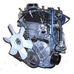 Двигатель в сборе (карбюратор) ВАЗ 21213 (21213100026002)