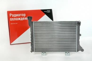 Радиатор охлаждения аллюминиевый (инжекторный) ВАЗ 21073 (21073130101220)