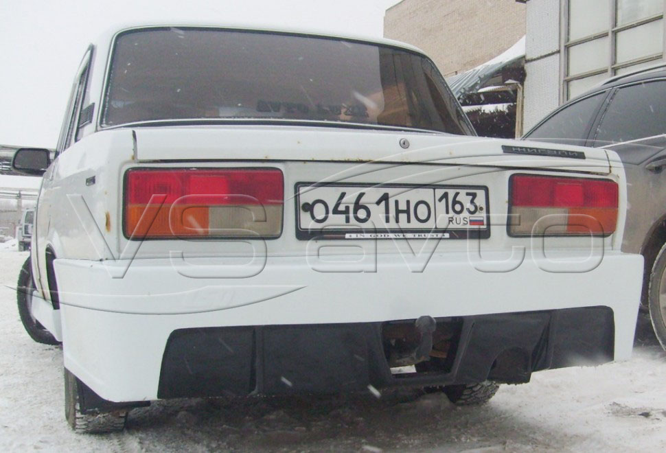 Магазины автотюнинга ваз 2107 в тольятти автотюнинг ваз 2111 дефлектор багажника