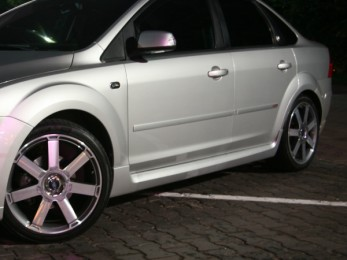 Пороги Ford Focus 2 ST