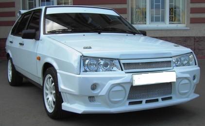 Бампер передний Тюнинг ВАЗ 2109 Спорт