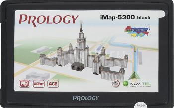GPS-навигатор Prology iMap-5300 black