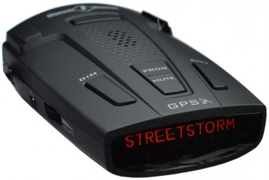 Street Storm STR-9540 EX (Red display)
