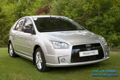 Пороги к-т Ford Focus II Evolution