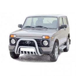 Защита переда «Низкая» d63,5 Lada 4x4 Urban арт. 0371