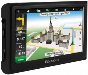 GPS-навигатор Prology iMap-5400 black