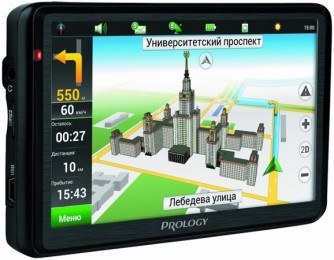 GPS-навигатор Prology iMap-5600 black