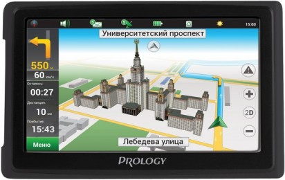 GPS-навигатор Prology iMap-7300 black