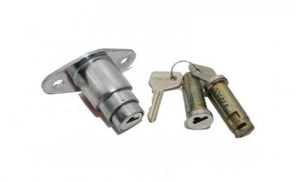 Комплект личинок с замком багажника ВАЗ 2106 (21060610004520)