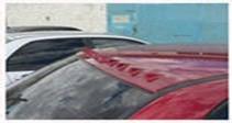Накладка заднего стекла ВАЗ 2110 «Плавники»