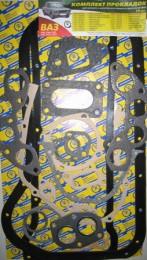 Комплект прокладок двигателя (клапана крышки,масл. картера,привода распредвала) (2101-2107) 21010100206486