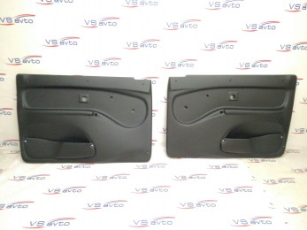 Обивки передних дверей с карманом ВАЗ 2121, 21213, 21214, 2131 Нива