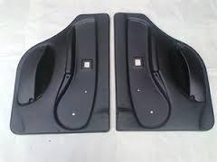 Обивки задних дверей в сборе с карманами ВАЗ 2131 (5-дв.Нива)