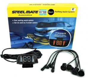 SteelMate PTS400 R Black